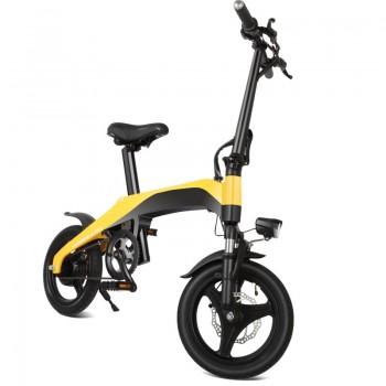 Электровелосипед GreenCamel Carbon T3 (R14 250W 36V LG 7,8Ah) Carbon