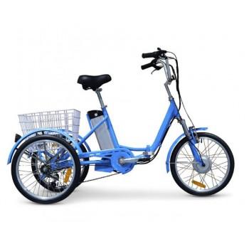 Электровелосипед GreenCamel Трайк-20 (R20 500W 48V 15Ah)