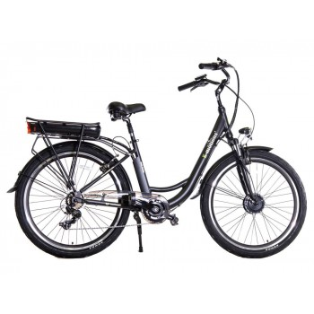 Электровелосипед E-motions Town Cruise Черный
