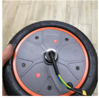 Мотор-колесо в сборе для  электросамоката Kugoo M2 Pro
