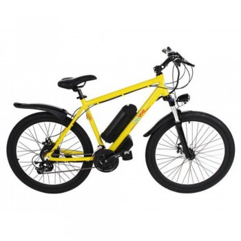Электровелосипед Oxyvolt I-ride Желтый