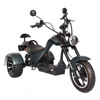 Электроскутер CityCoco SKYBOARD Trike Chopper-2000