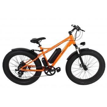 Электровелосипед фэтбайк E-motions Challenger Fat Premium