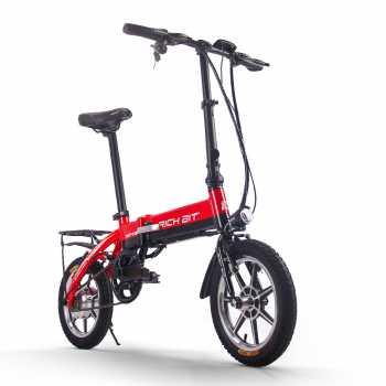 Электровелосипед Rich Bit Top 618