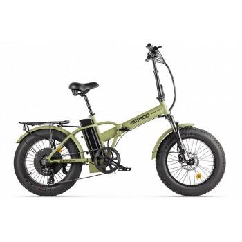 Велогибрид Eltreco MULTIWATT NEW Хаки