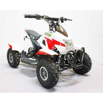 Квадроцикл GreenCamel Гоби K12 (24V 350W R4 Цепной привод) Красно-белый
