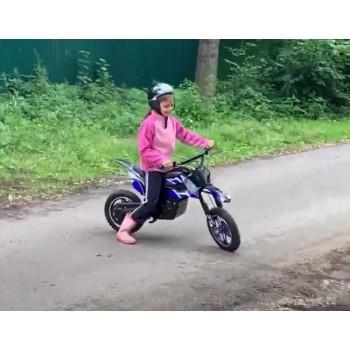 Электромотоцикл GreenCamel Питбайк DB400 (Тестовый)