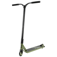 Трюковой самокат TechTeam SHREDER 2021 ( Зеленый )