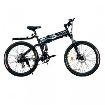 Электровелосипед Volteco Intro 500w Черный
